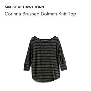 41 Hawthorn knit top